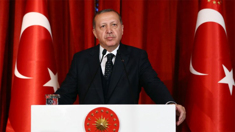 Turkish President to arrive in Pakistan on two-day visit