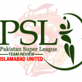 Islamabad United Team Review