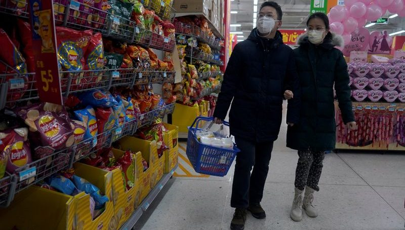 Coronavirus cases increase again in China