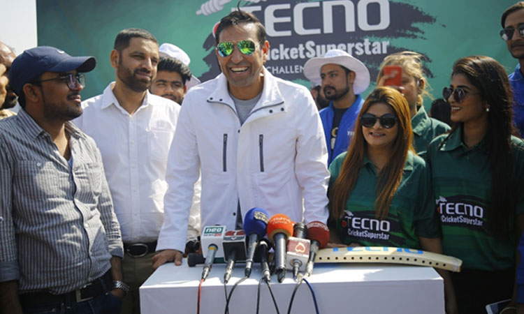 TECNO Real-time Cricket Challenge Hits Karachi University Grounds
