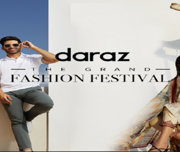 Daraz' Grand Fashion Festival celebrates the launch of leading international brands