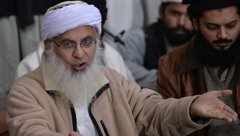 Capital administration strikes deal with Maulana Abdul Aziz