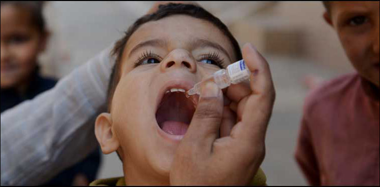 Another polio case emerges in Sindh