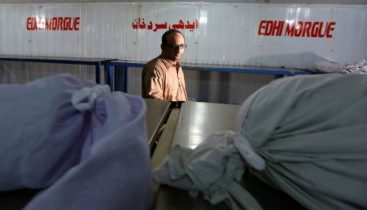 Edhi reopens morgues and burial facilities throughout the country