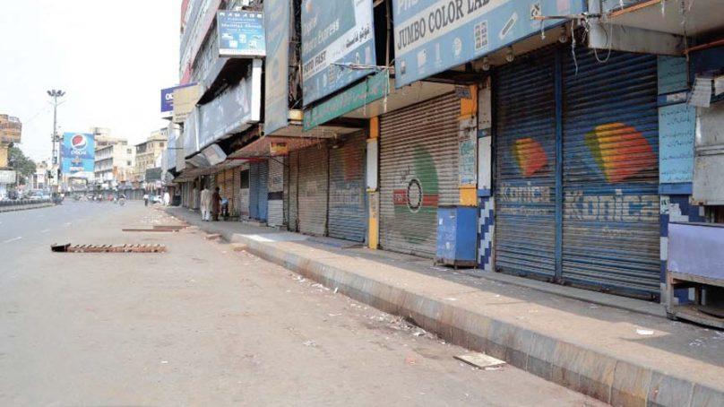 Balochistan goes into lockdown until April 7