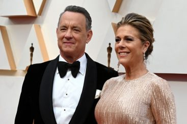 Tom Hanks, wife Rita Wilson diagnosed with coronavirus