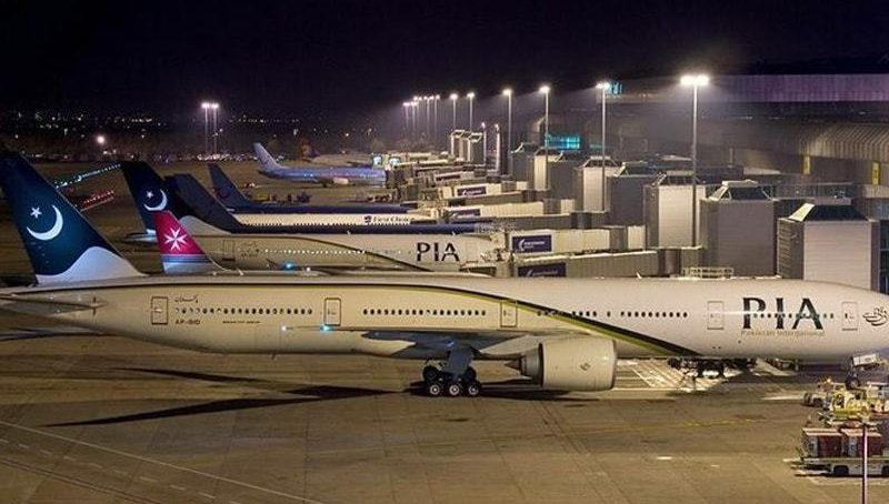 PIA halted special flights for UK, Canada