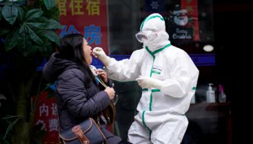Shrimp vendor identified at Wuhan market as COVID-19 'patient zero'