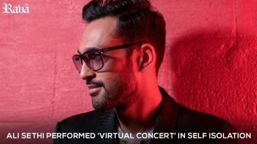 Ali Sethi performed 'virtual concert' in self isolation