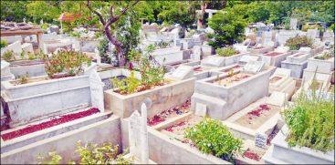 Five Graveyards in Karachi reserved for coronavirus victims