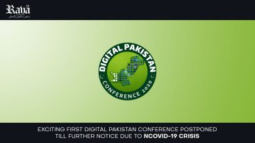 Exciting first Digital Pakistan Conference postponed due to nCovid-19 crisis