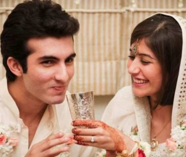 Syra, Shahroz end their marriage