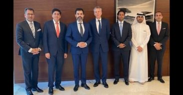 Bank Alfalah hosts event for Governor SBP and international investors in Dubai