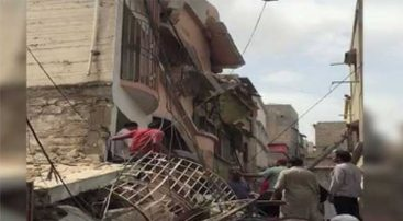 Karachi building collapse death toll jumps to 18