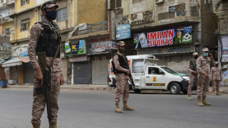 Centre, provinces on a disagreement. Sindh on lockdown; Punjab extends shut down