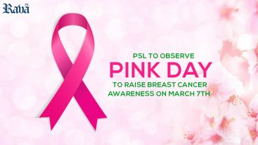 PSL to observe pink day to raise breast cancer awareness on March 7th