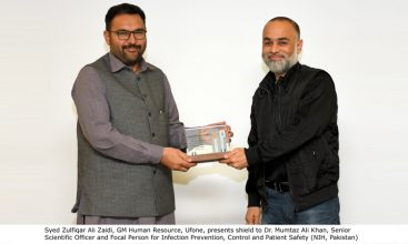 Ufone conducts awareness session on Coronavirus for its employees