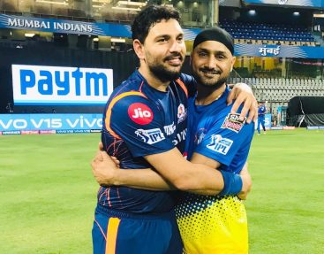 Yuvraj, Harbhajan spark outrage for supporting Afridi's charity work