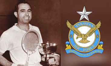 Pakistan Air Force paid tribute to Squash Legend Azam Khan released documentary
