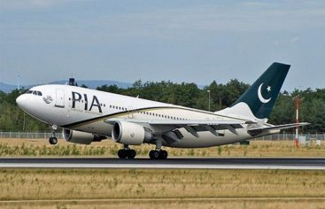 Special flight carrying stranded Pakistanis in Indonesia departs for Islamabad