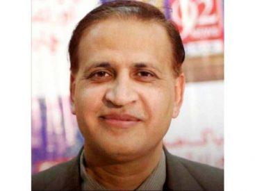 Senior journalist falls victim to Covid-19 in Peshawar