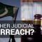 Another judicial overreach?