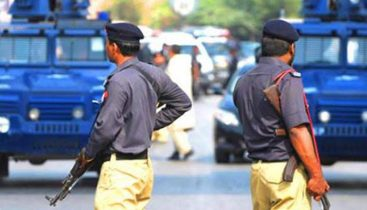 Karachi cop, wounded in the firing incident, dies while being treated