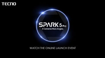 Brace Yourselves for the Live Broadcast Launch of TECNO's Spark 5 Pro