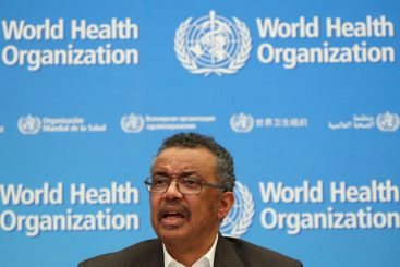 After six months, pandemic 'not even close' to being over: WHO