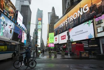 New York begins to reopen as WHO says the virus is 'worsening' globally