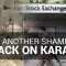 BLA's Another Shameless Attack on Karachi