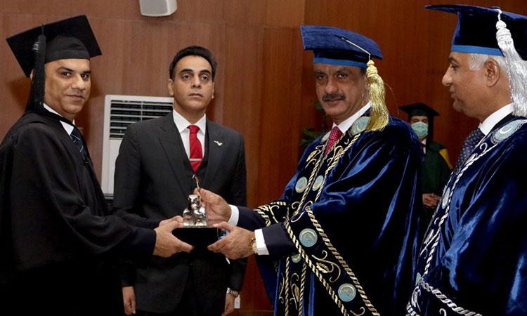33rd Air War Course Graduates From Air War College, Karachi