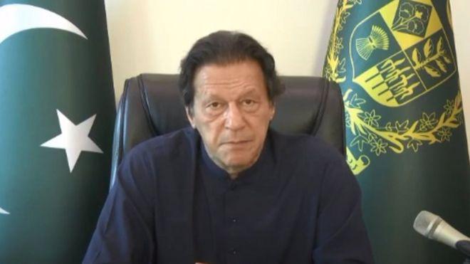 'Pakistan's virus turnaround a political triumph of PM Imran'