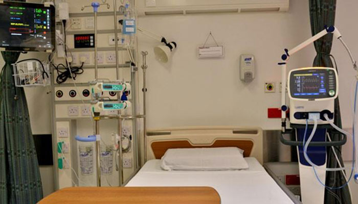 Hospitals across the country provided with 1,227 oxygenated beds