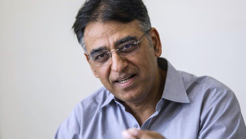 'Improvement in Karachi yet to be seen,' says Asad Umar