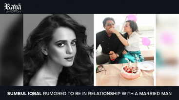 Sumbul Iqbal Rumored to Be in Relationship with A Married Man