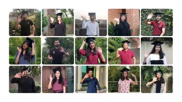LUMS Pays Tribute to Graduating Batch through Virtual Convocation