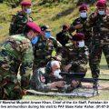 Air Chief Marshal Mujahid Anwar Khan visit operational base