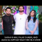Sarah Khan, Falak Shabir, and Agha Ali Appear Together in a Show