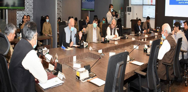 Special meeting of NCOC to be held in Lahore today