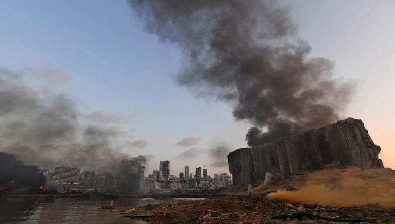 Beirut's death toll hits 100 and could increase: Lebanese Red Cross head