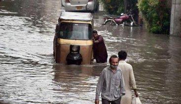 Fourth moonsoon rain spell drowns metropolis in further turmoil
