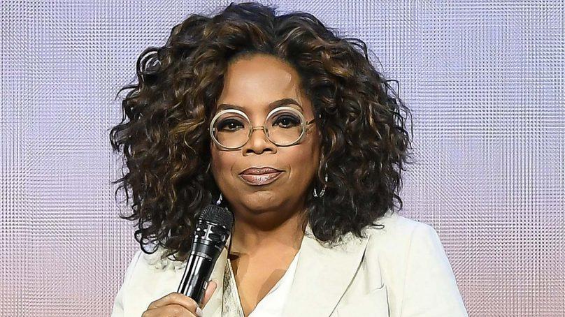Oprah Winfrey under fire for raising voice against 'white privilege'