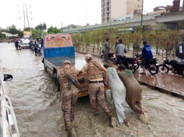 Army begins drain cleaning operation