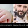 Hamza Ali Abbasi, Naimal Khawar welcome a baby boy