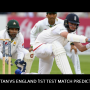 Pakistan vs England 1st Test Match Predictions