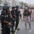 At least 30 hurt by a 'cracker blast' at Kashmir Solidarity Rally in Karachi