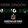 PAF issues teaser for new national song Mera Junoon