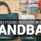 5 Things Found in Every Woman's Handbag