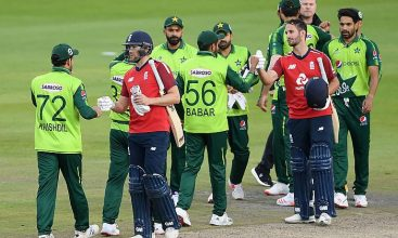 Pakistan set to make two changes for the third England T20I